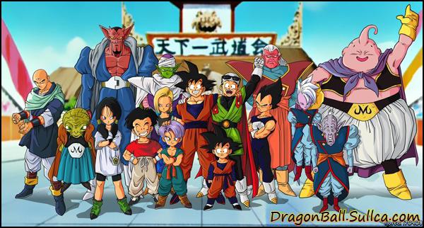 Ver Online Saga Majin Boo Página 2 De 10 Dragon Ball Sullca