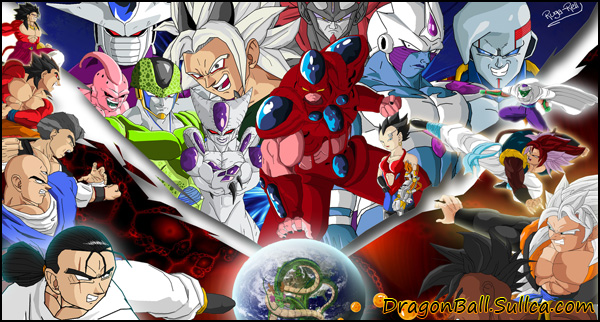 Dragon Ball AF Tomo 1