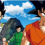 Simbolo en el traje de Goku