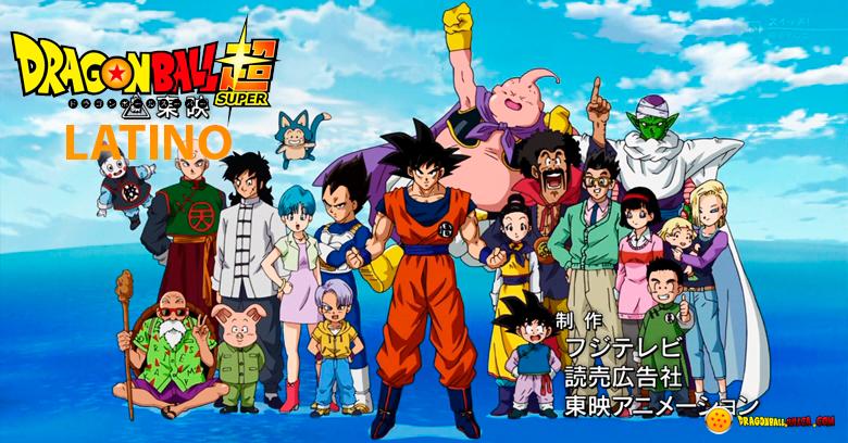 Ver Online Dragon Ball Super Latino Pagina 7 De 14 Dragon Ball