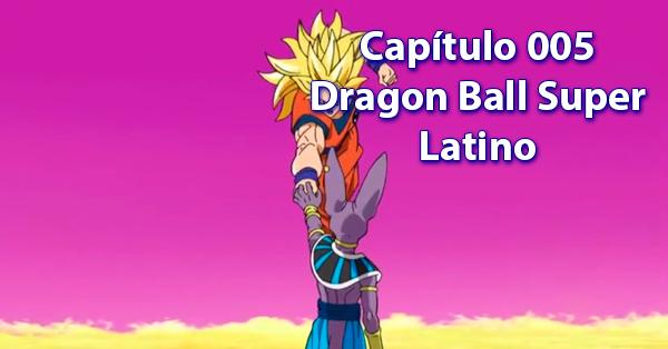 5] Quinto capítulo de Dragon Ball Super Latino - Dragon Ball Sullca