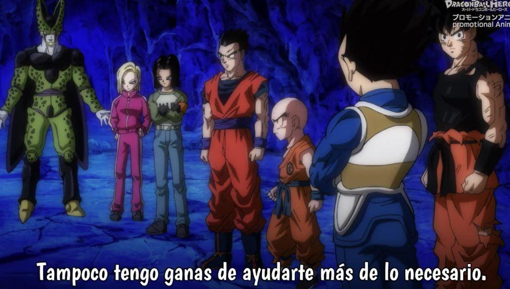 Dragon Ball Sub Español